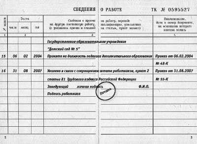 Гражданско-правовой договор с работником - физическим лицом.