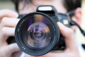 Дошколят познакомили с профессией фотографа