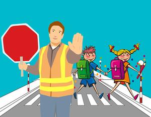 Автоинспекторы провели урок дорожной безопасности
