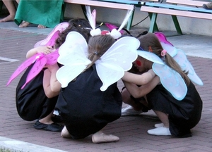 День малинового варенья отметят в детском саду