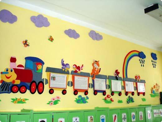 Интерьер детского сада своими руками фото 711